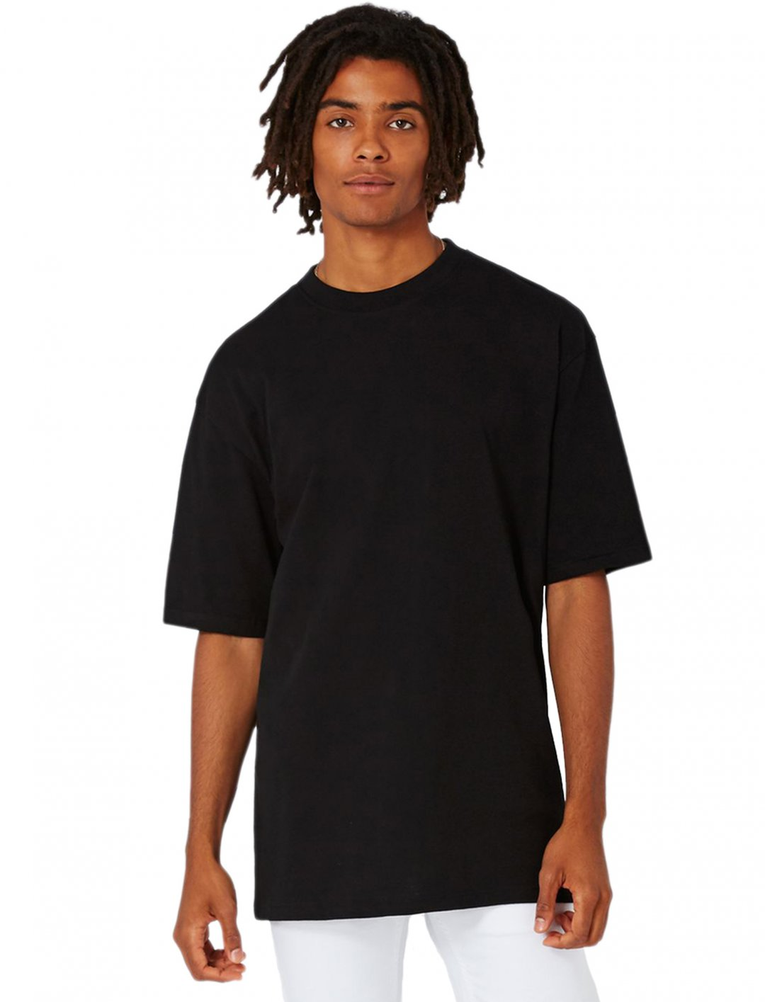 "Matt's Black Oversized T-Shirt {""id"":5,""product_section_id"":1,""name"":""Clothing"",""order"":5} Topman"
