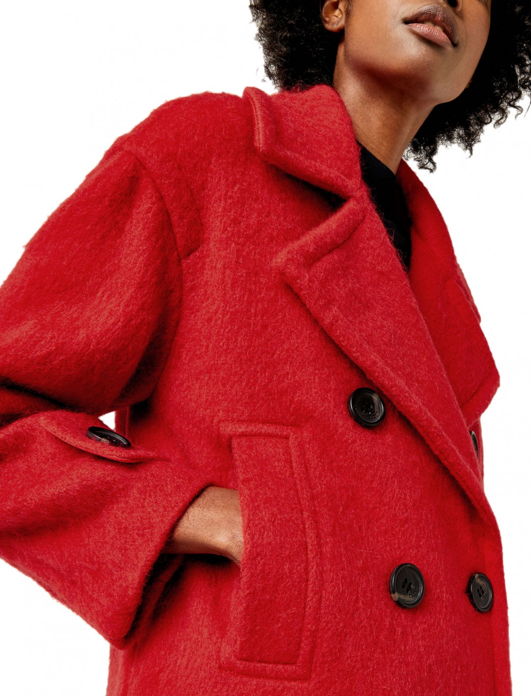 "Montana's Red Coat {""id"":5,""product_section_id"":1,""name"":""Clothing"",""order"":5} Warehouse"