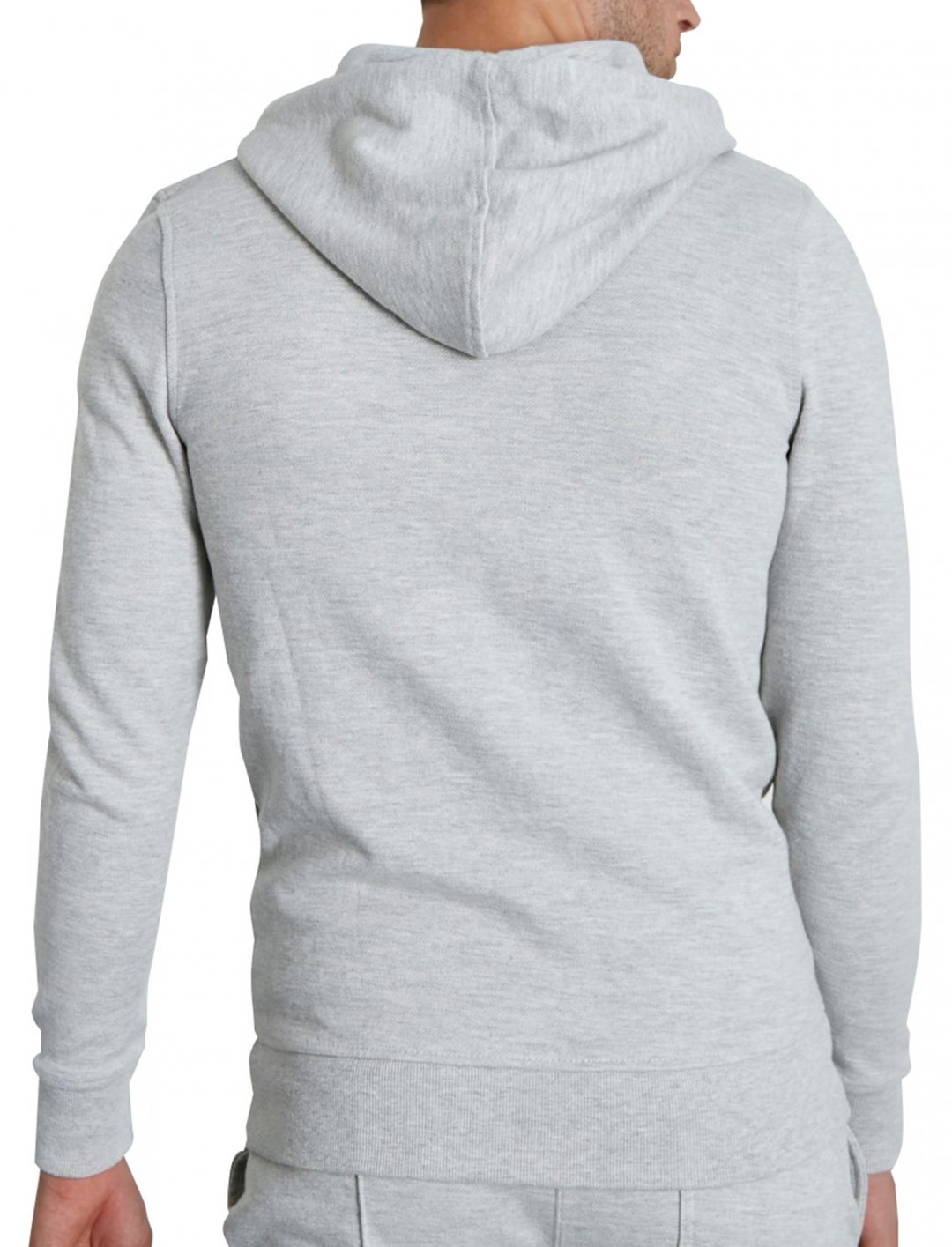 "Grey Zip-Up Hoodie {""id"":5,""product_section_id"":1,""name"":""Clothing"",""order"":5} River Island"
