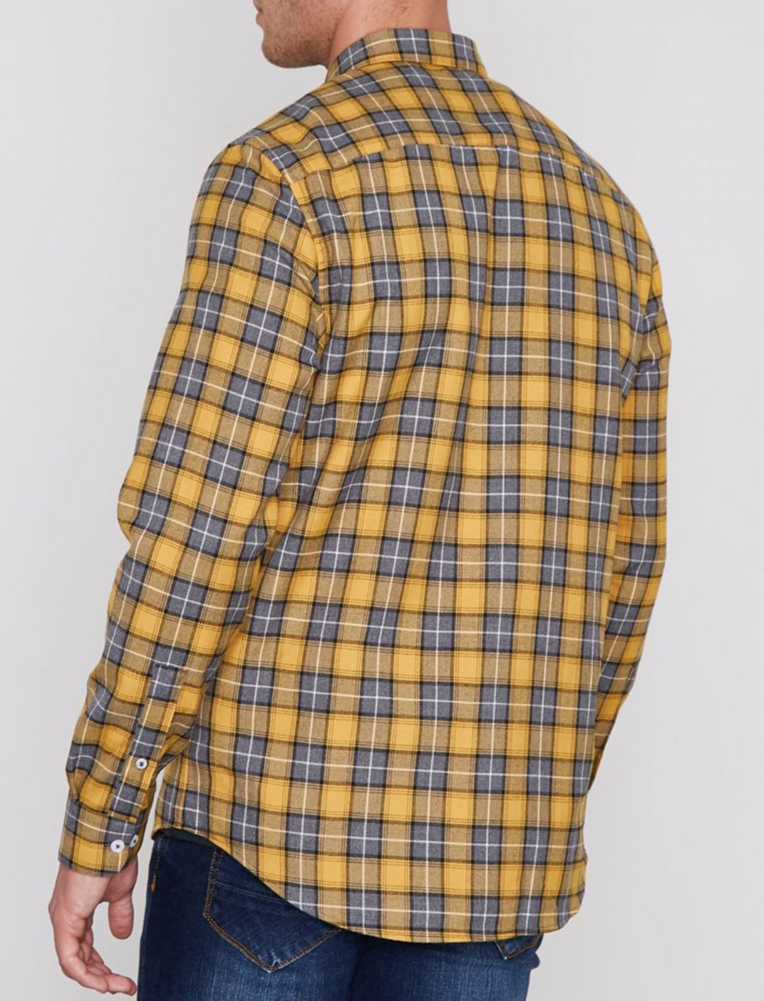 "Yellow Check Shirt {""id"":5,""product_section_id"":1,""name"":""Clothing"",""order"":5} River Island"