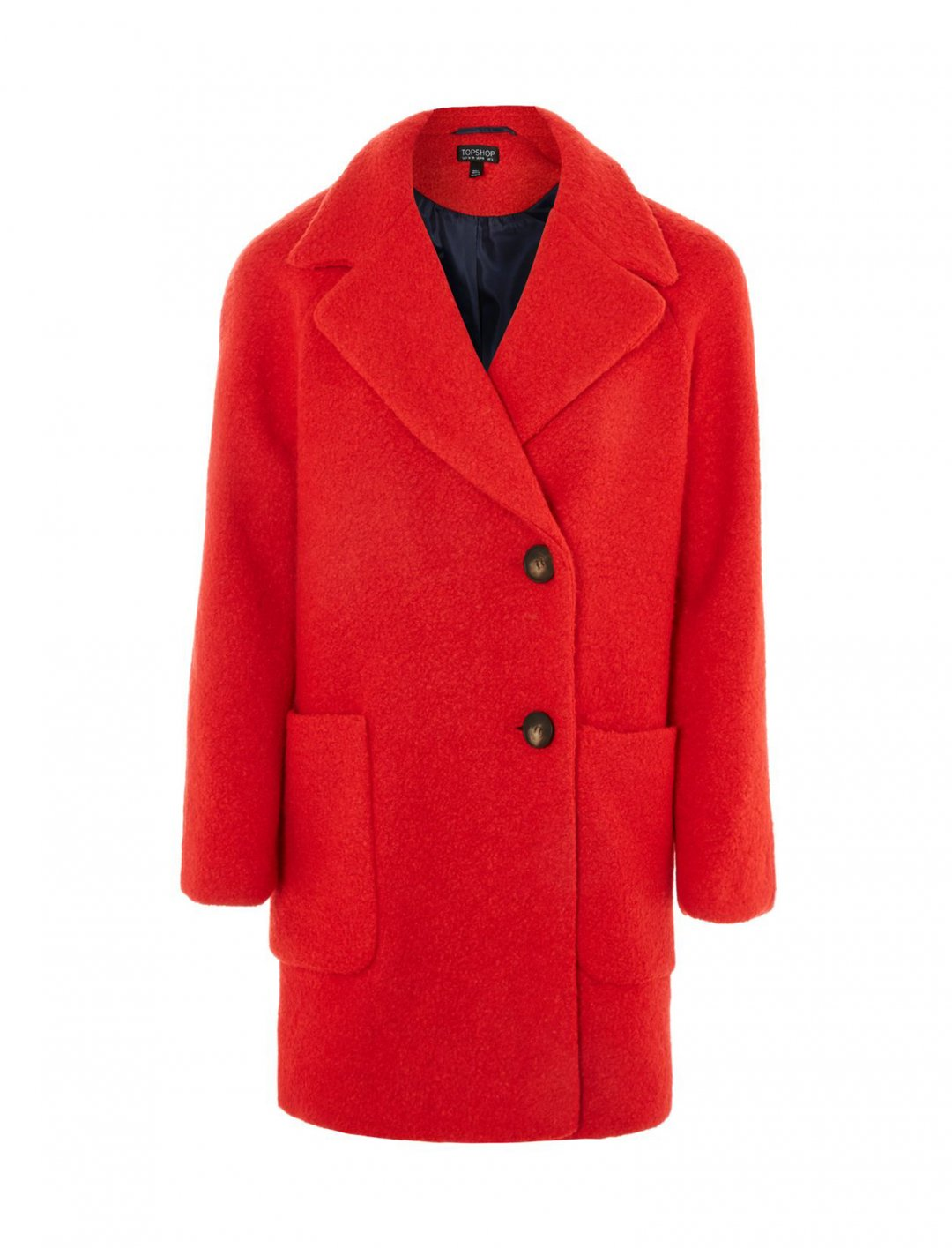 "Boucle Coat {""id"":5,""product_section_id"":1,""name"":""Clothing"",""order"":5} Topshop"