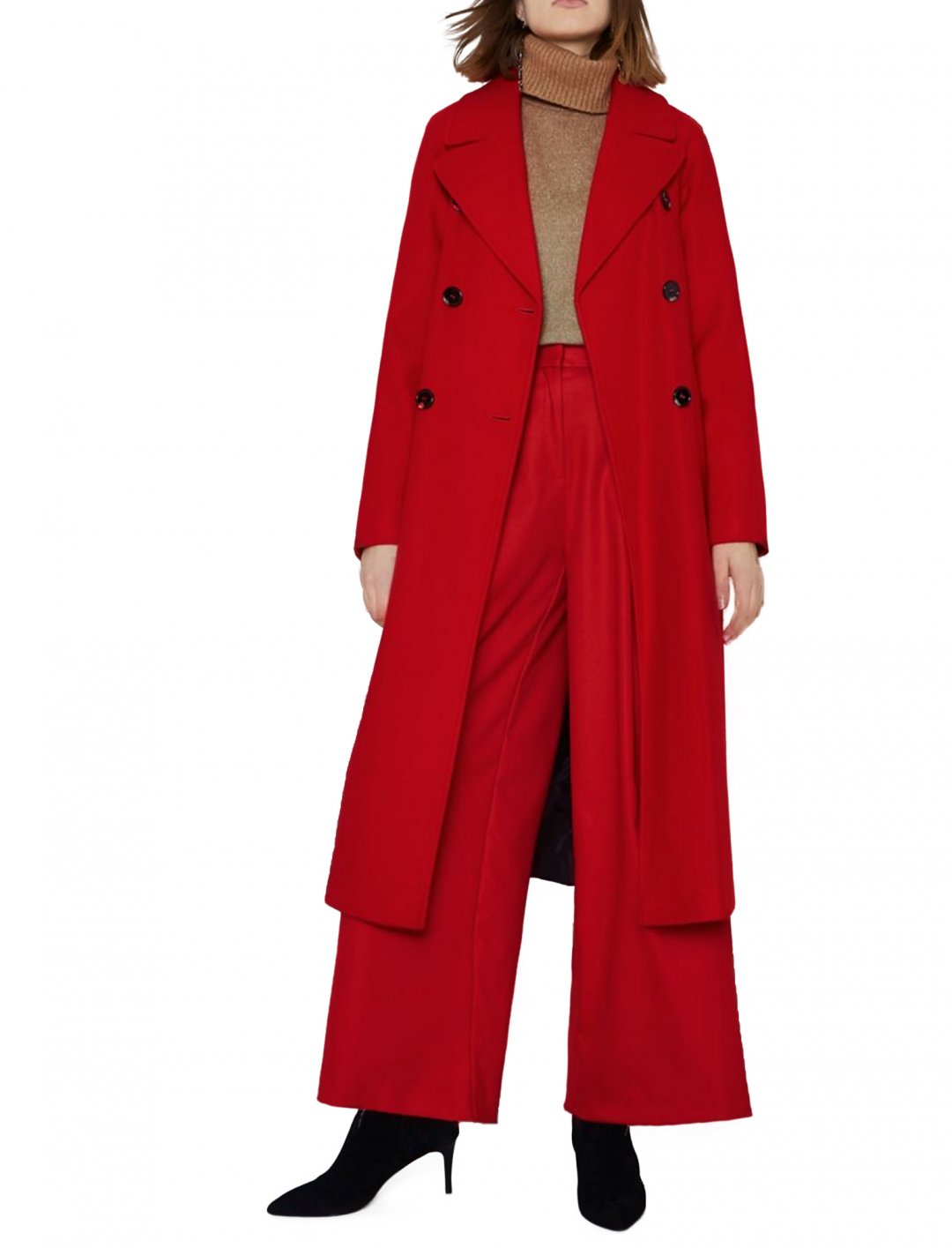 "Double Breasted Coat {""id"":5,""product_section_id"":1,""name"":""Clothing"",""order"":5} River Island"
