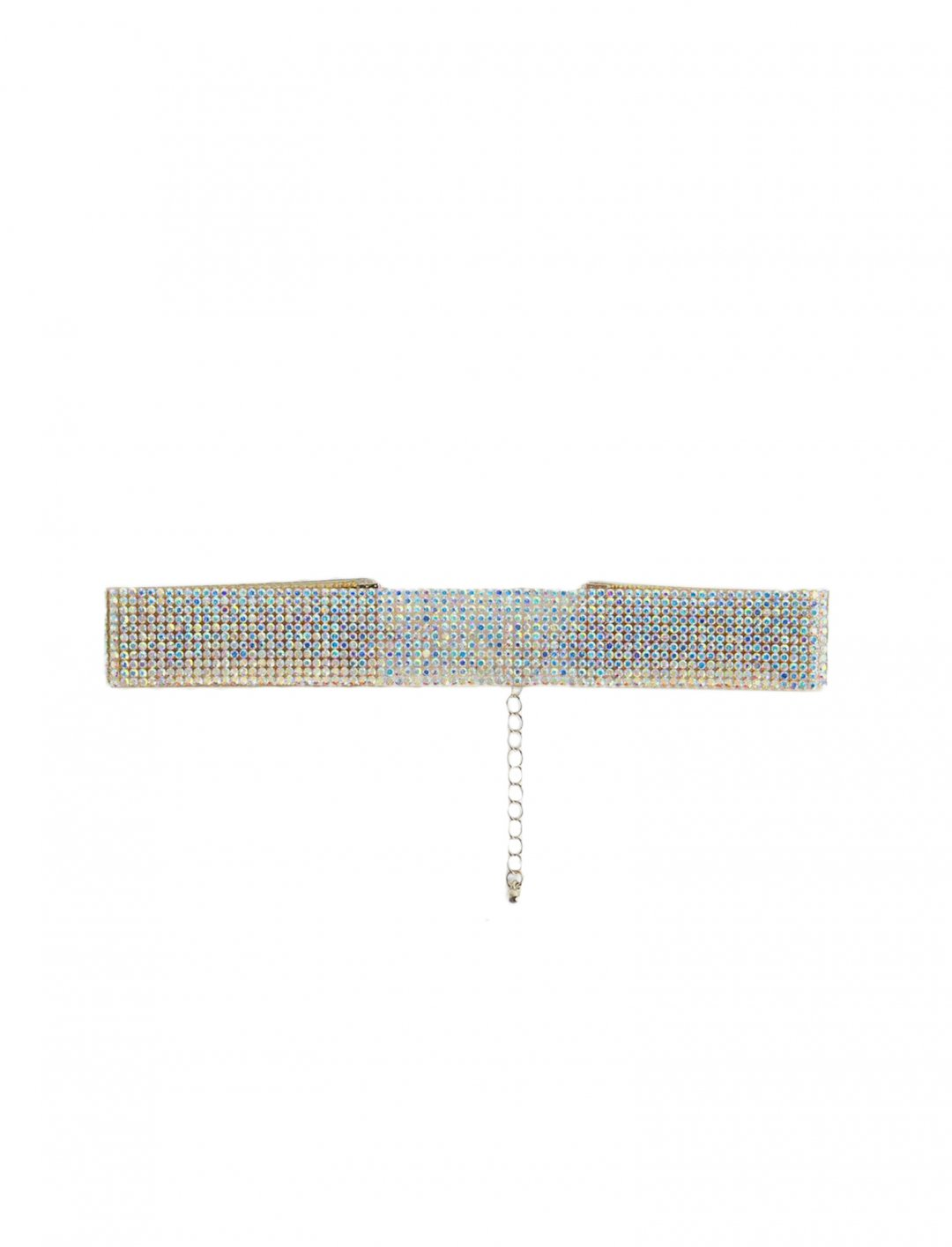 "Missguided Diamante Choker {""id"":5,""product_section_id"":1,""name"":""Clothing"",""order"":5} Missguided"