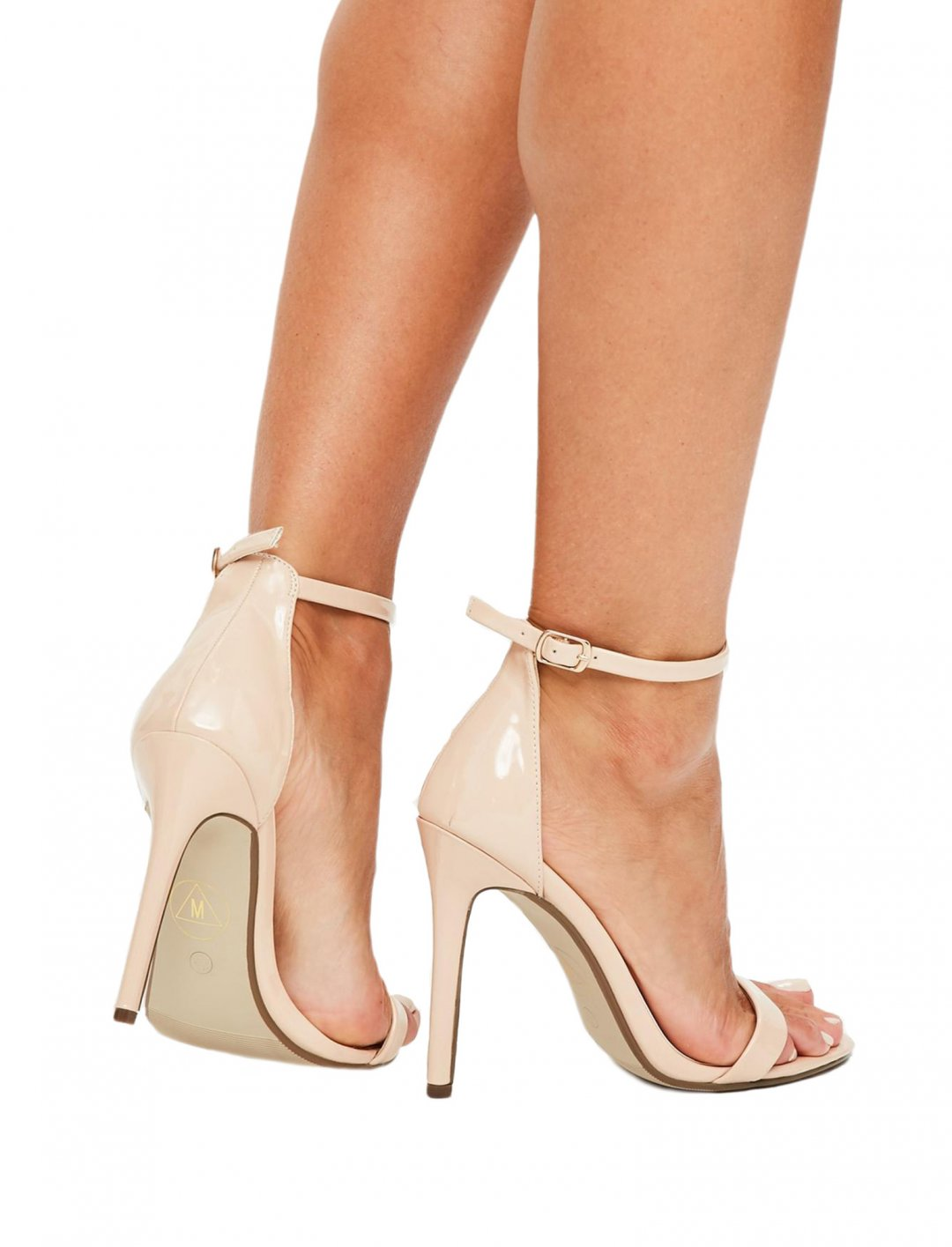 "Missguided Nude Heels {""id"":12,""product_section_id"":1,""name"":""Shoes"",""order"":12} Missguided"