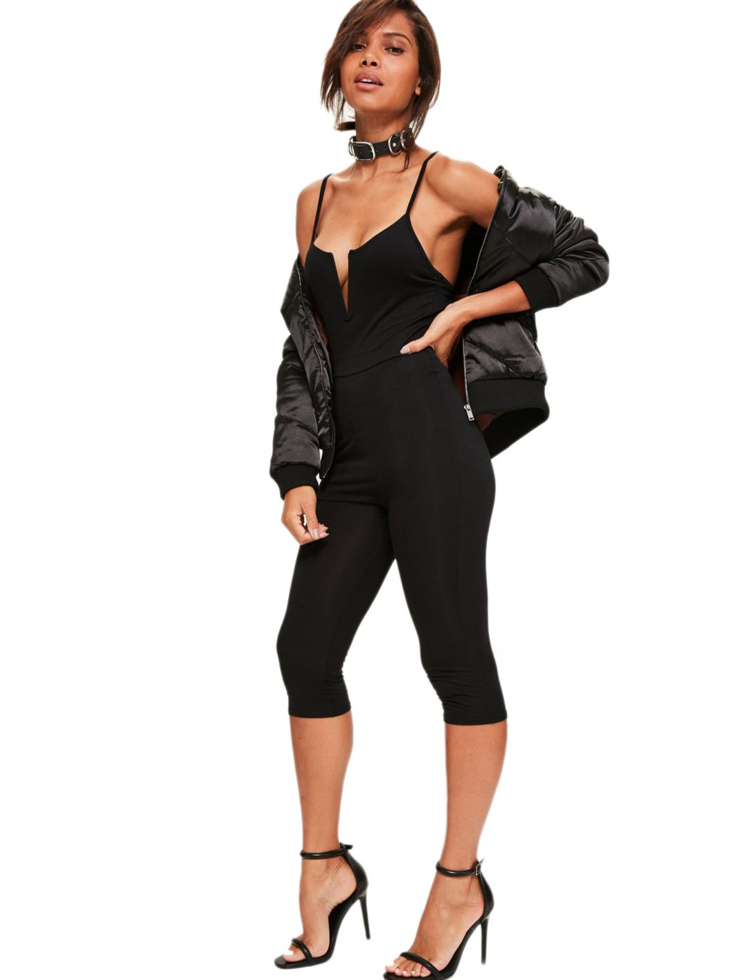 "Missguided Unitard Jumpsuit {""id"":5,""product_section_id"":1,""name"":""Clothing"",""order"":5} Missguided"
