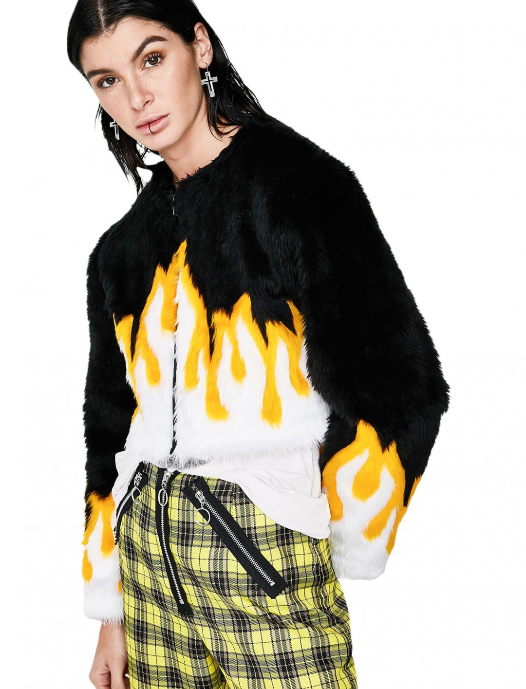 "Feast Studio Fur Jacket {""id"":5,""product_section_id"":1,""name"":""Clothing"",""order"":5} Feast Studio"