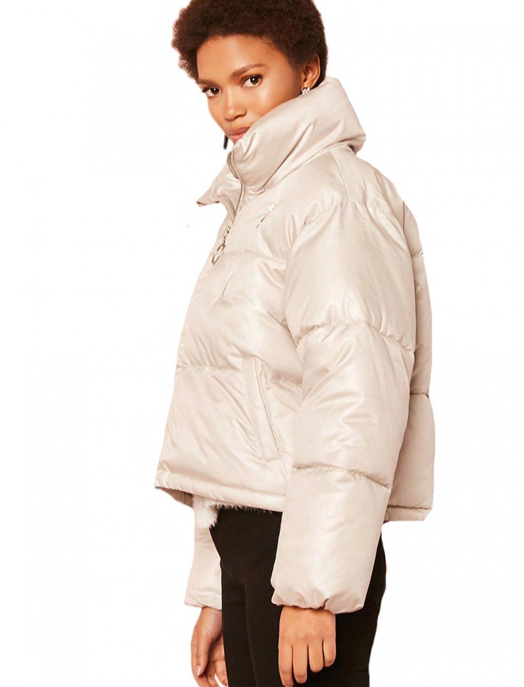 Forever21 Puffer Jacket Clothing Forever21