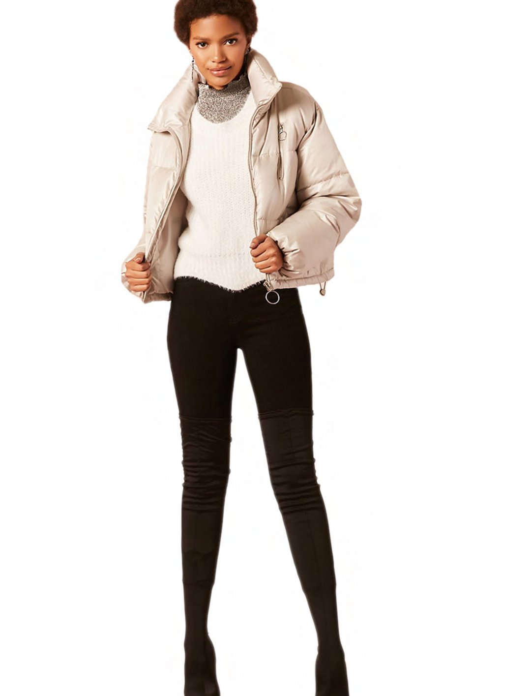 "Forever21 Puffer Jacket {""id"":5,""product_section_id"":1,""name"":""Clothing"",""order"":5} Forever21"