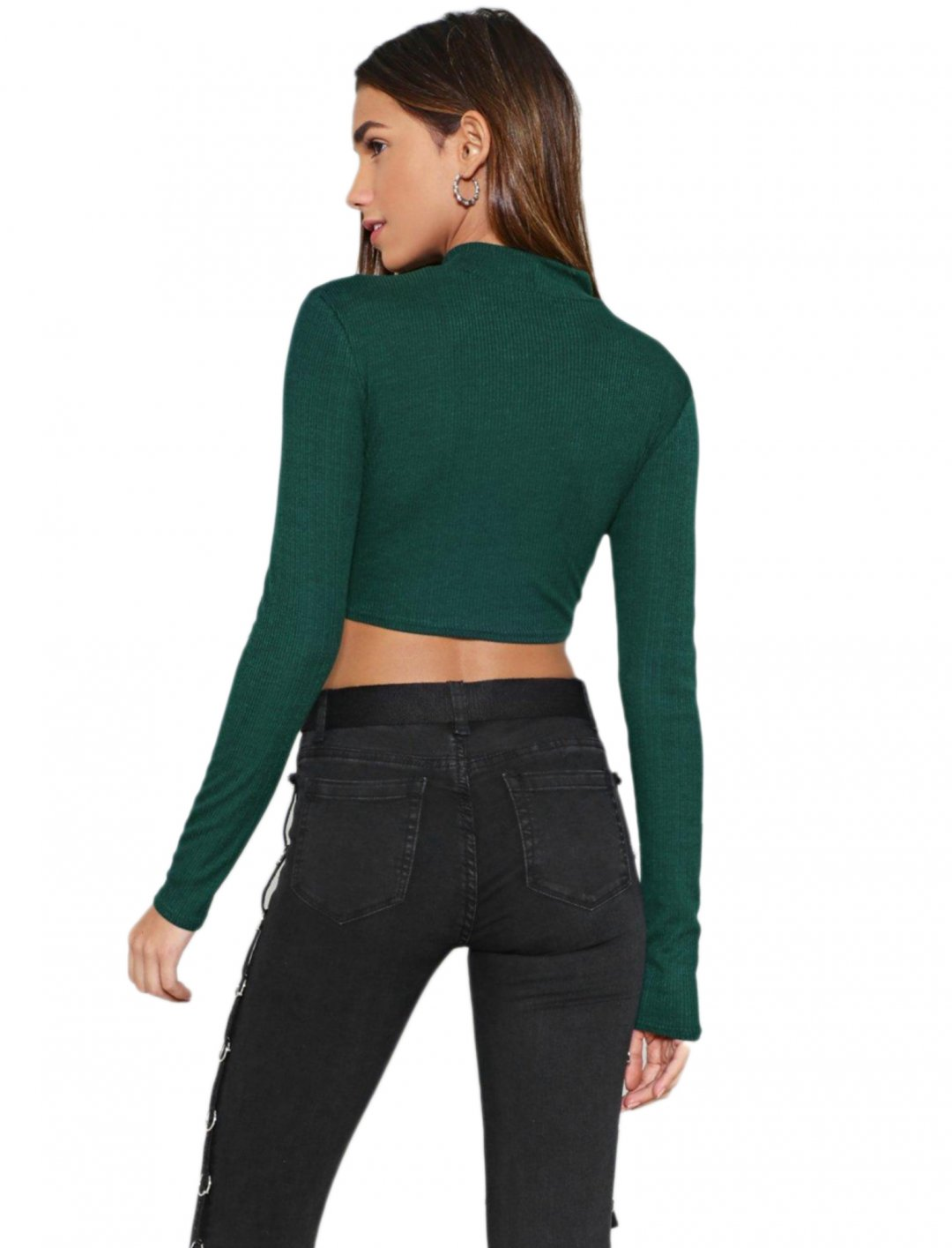"Nasty Gal Crop Top {""id"":5,""product_section_id"":1,""name"":""Clothing"",""order"":5} Nasty Gal"
