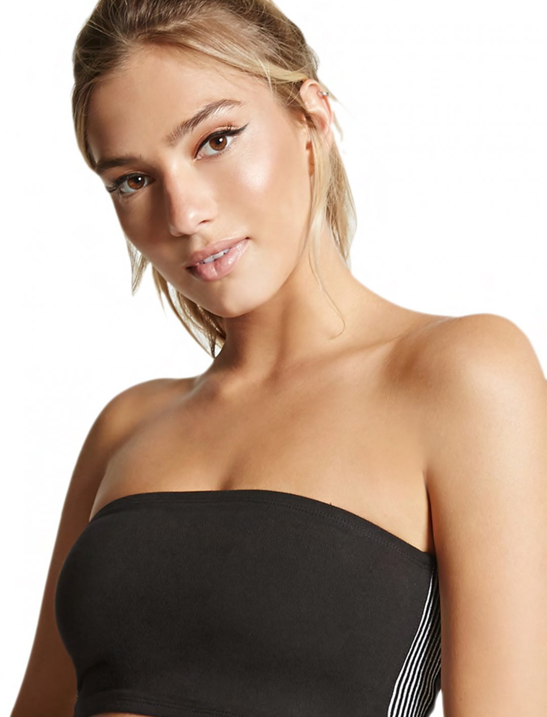 "Active Striped Tube Top {""id"":5,""product_section_id"":1,""name"":""Clothing"",""order"":5} Forever21"
