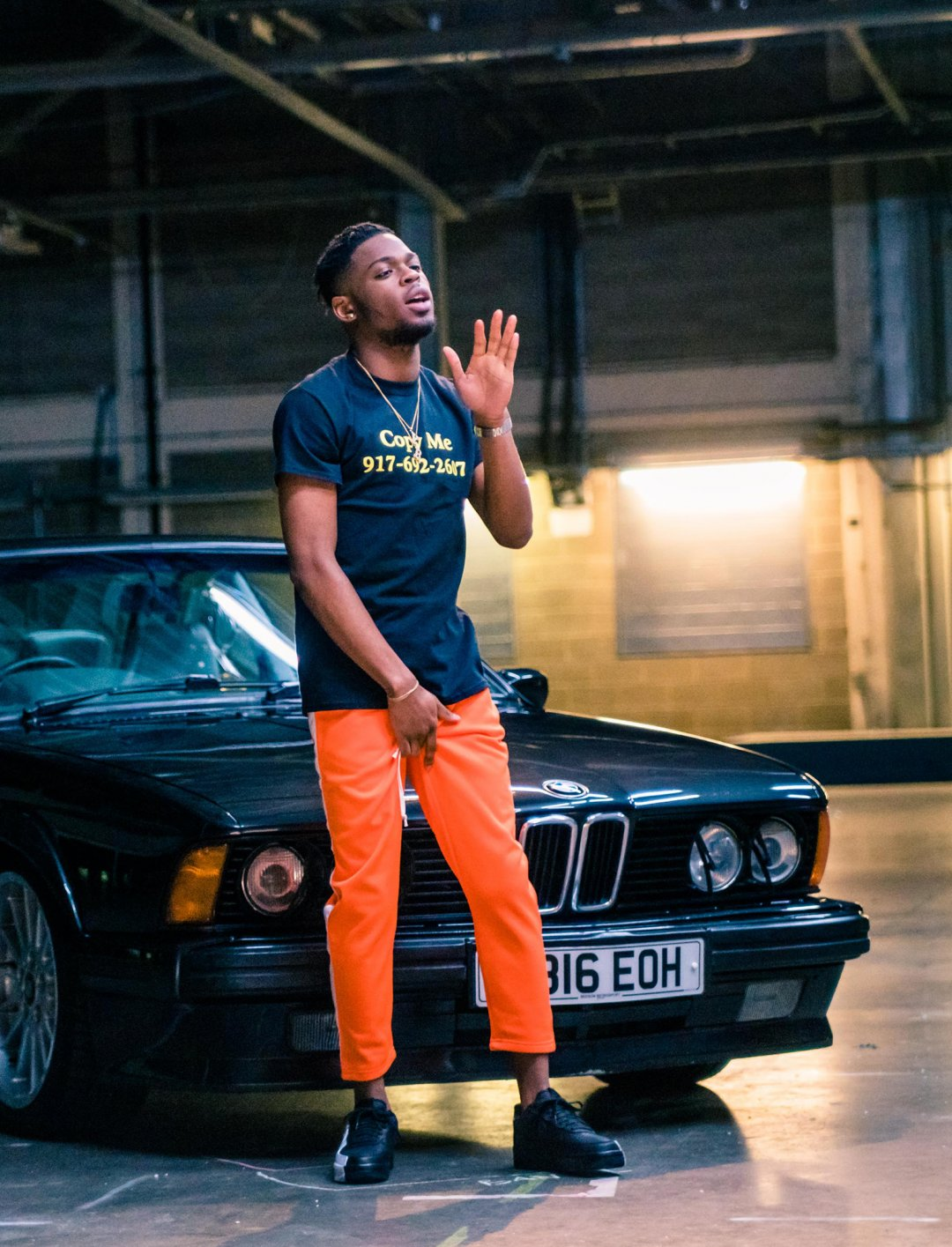 "Yxng Bane's 917 T-Shirt {""id"":5,""product_section_id"":1,""name"":""Clothing"",""order"":5} Pretend Supply Co."