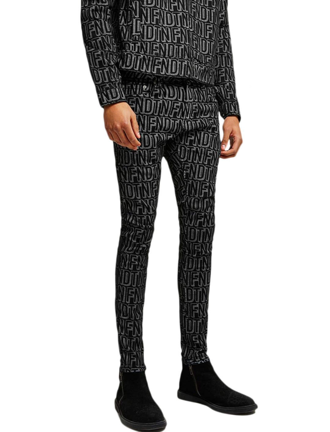 "Topman Print Jeans {""id"":5,""product_section_id"":1,""name"":""Clothing"",""order"":5} Topman"