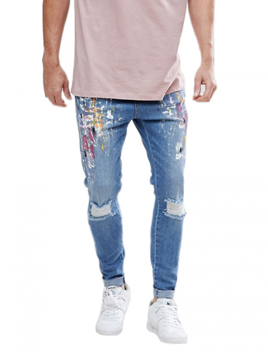 "SikSilk Drop Crotch Jeans {""id"":5,""product_section_id"":1,""name"":""Clothing"",""order"":5} SikSilk"