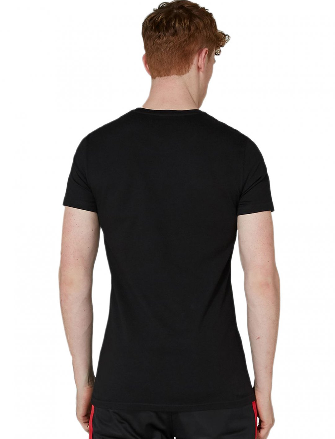 "Black Script Embroidered T-Shirt {""id"":5,""product_section_id"":1,""name"":""Clothing"",""order"":5} Topman"