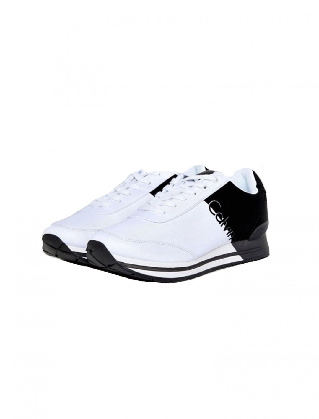 "Calvin Klein Logo Trainers {""id"":12,""product_section_id"":1,""name"":""Shoes"",""order"":12} Calvin Klein"