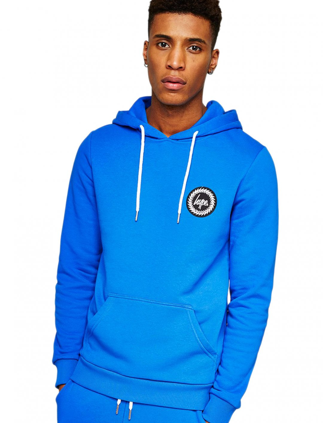 "Blue Hoodie {""id"":5,""product_section_id"":1,""name"":""Clothing"",""order"":5} Hype"