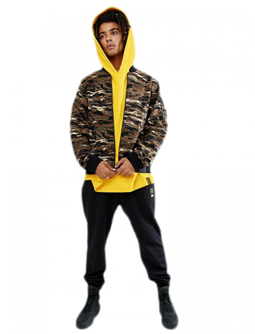 "Hoodie In Yellow {""id"":5,""product_section_id"":1,""name"":""Clothing"",""order"":5} Puma"