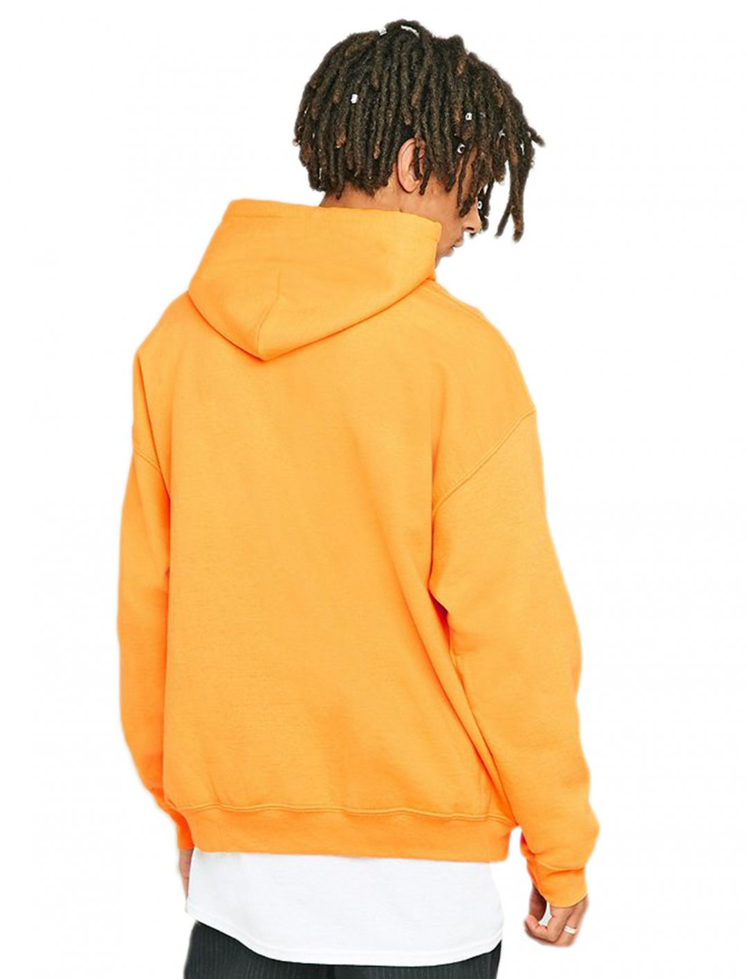 "Yellow Oversized Hoodie {""id"":5,""product_section_id"":1,""name"":""Clothing"",""order"":5} Urban Outfitters"