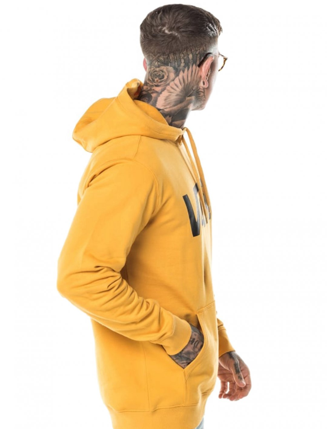 "Classic Pullover Hoodie {""id"":5,""product_section_id"":1,""name"":""Clothing"",""order"":5} Vans"