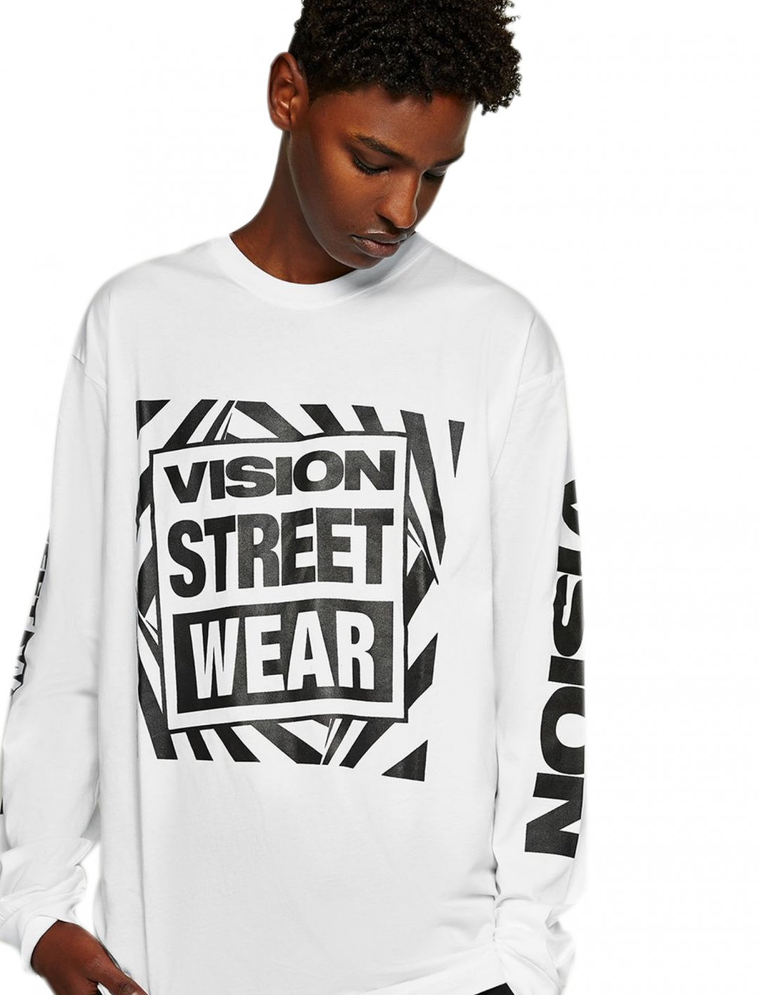 "Vision Essential T-Shirt {""id"":5,""product_section_id"":1,""name"":""Clothing"",""order"":5} Vision"