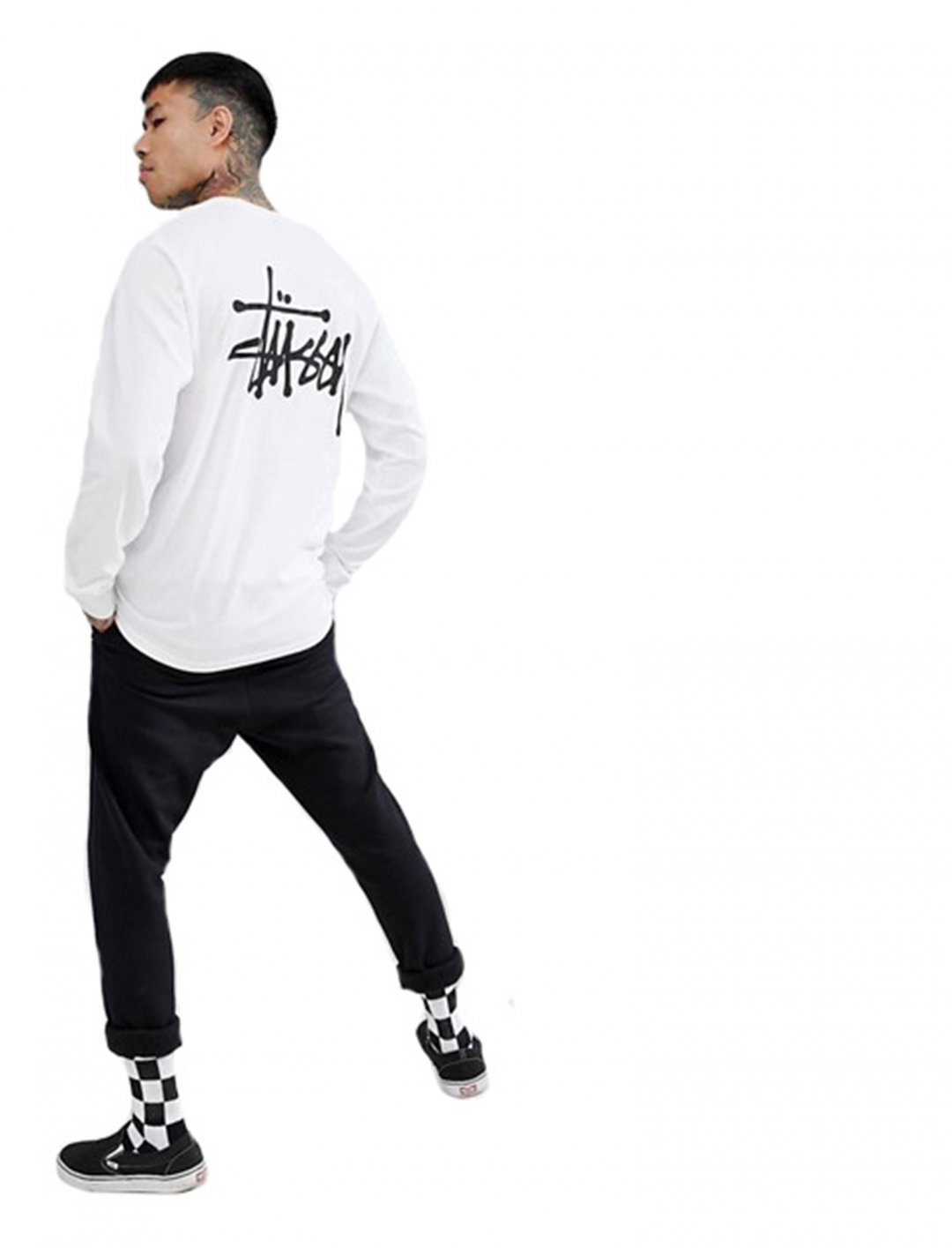 """Stussy T-Shirt {""""id"""":5,""""product_section_id"""":1,""""name"""":""""Clothing"""",""""order"""":5} Stussy"""