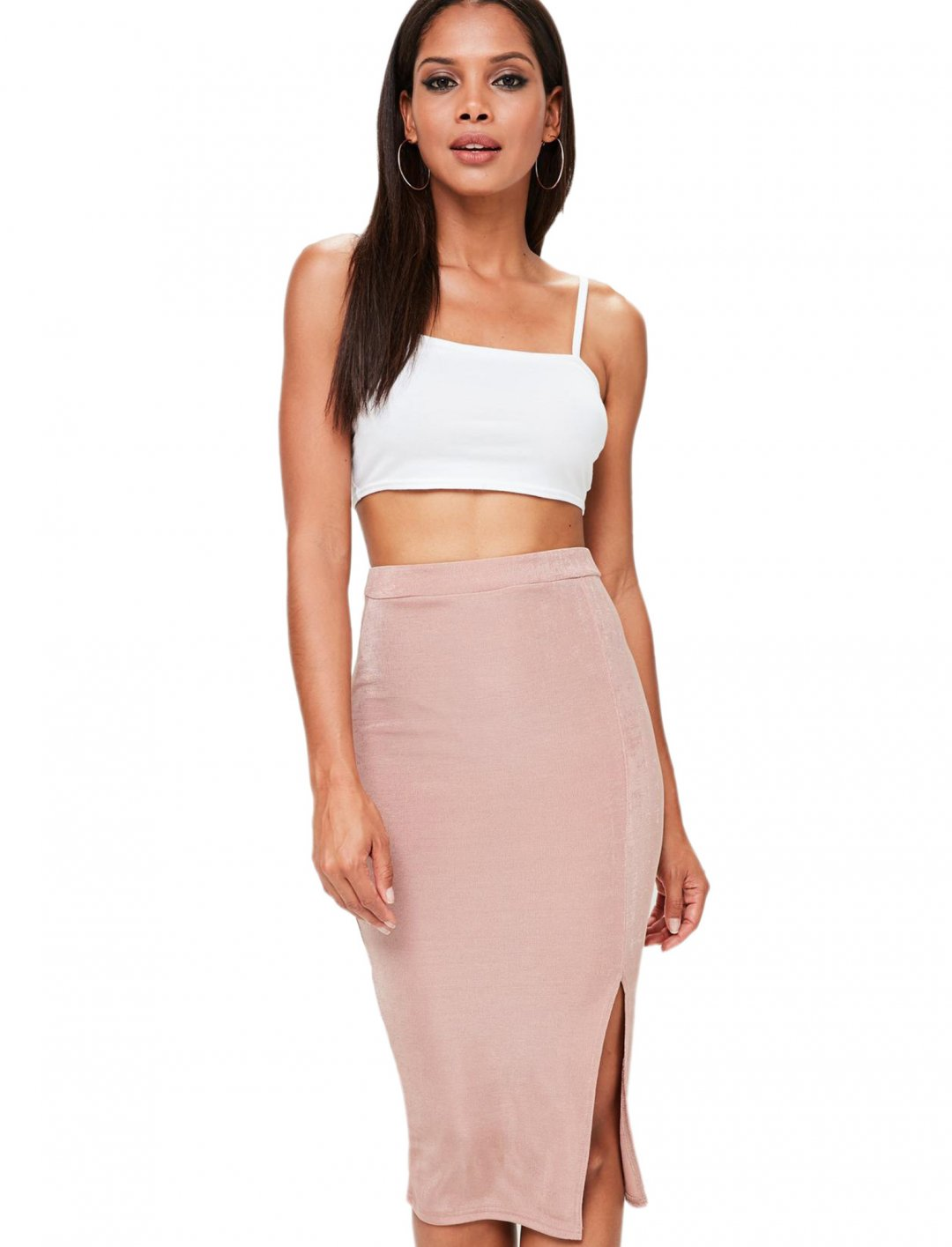"Missguided Cropped Top {""id"":5,""product_section_id"":1,""name"":""Clothing"",""order"":5} Missguided"
