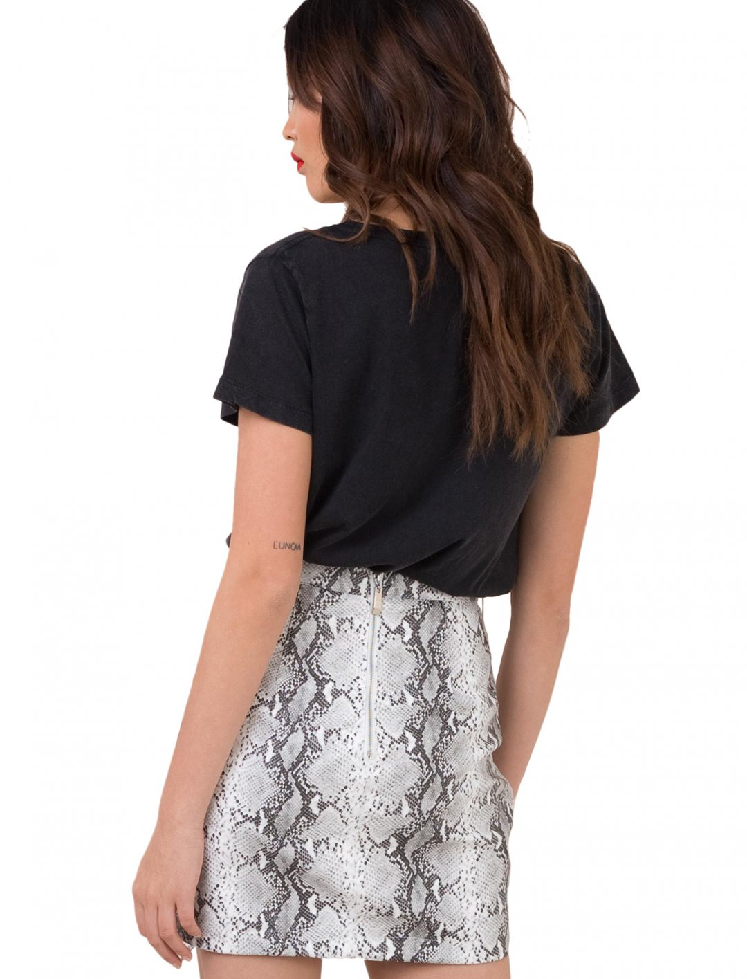 "Snakeskin Mini Skirt {""id"":5,""product_section_id"":1,""name"":""Clothing"",""order"":5} Princess Polly"