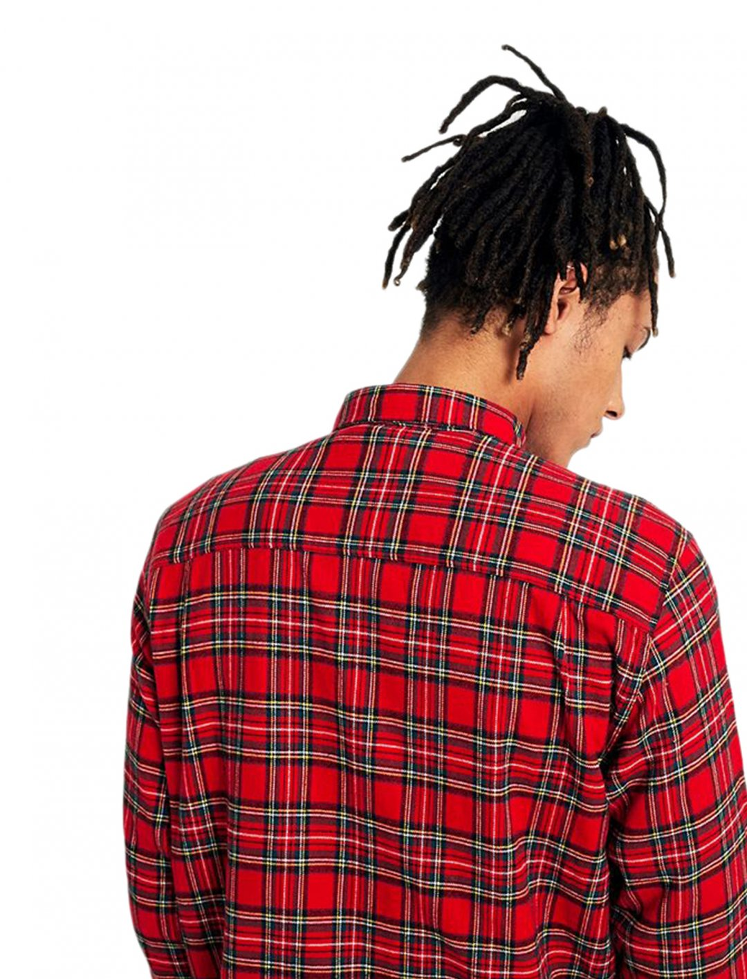 "Urban Outfitters Flannel Shirt {""id"":5,""product_section_id"":1,""name"":""Clothing"",""order"":5} Urban Outfitters"