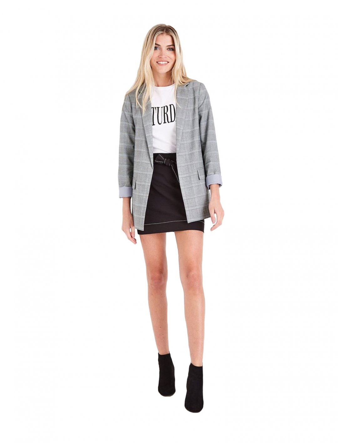 "New Look Check Blazer {""id"":5,""product_section_id"":1,""name"":""Clothing"",""order"":5} New Look"