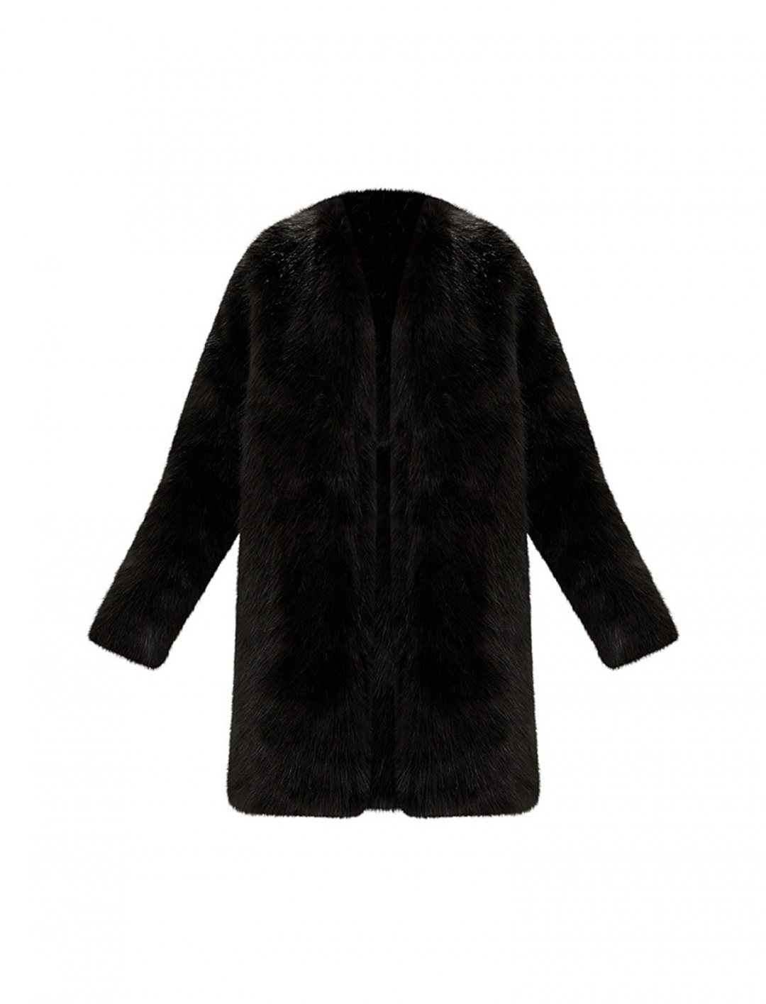 "Pretty Little Thing Fur Coat {""id"":5,""product_section_id"":1,""name"":""Clothing"",""order"":5} Pretty Little Thing"