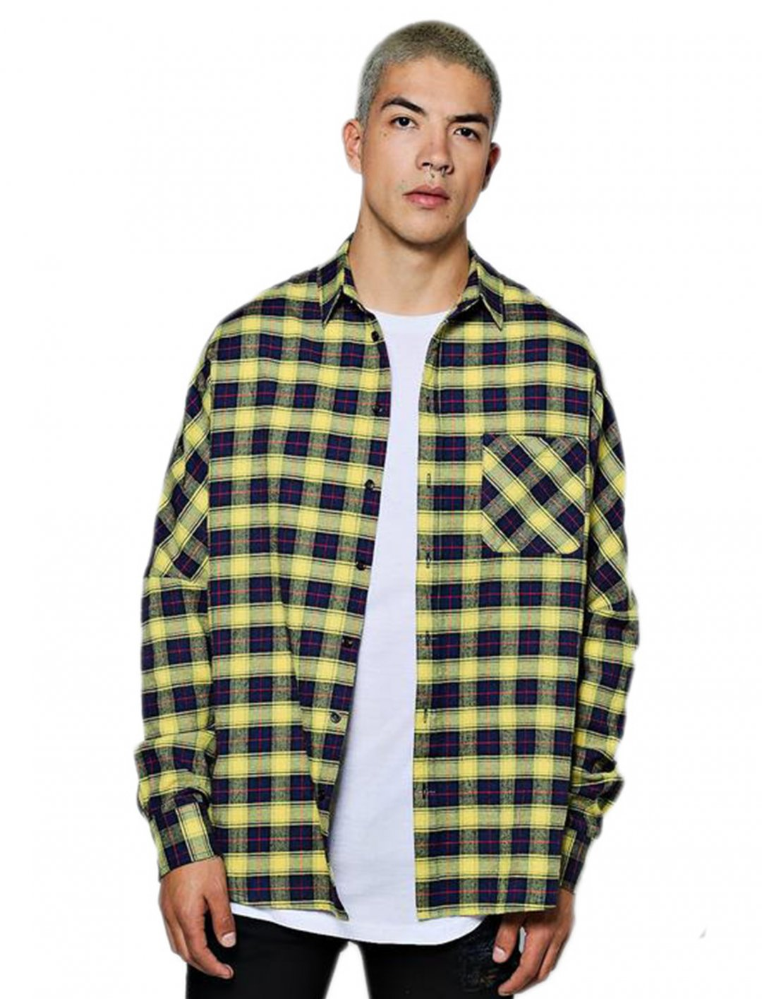 "Boohoo Check Shirt {""id"":5,""product_section_id"":1,""name"":""Clothing"",""order"":5} Boohoo"