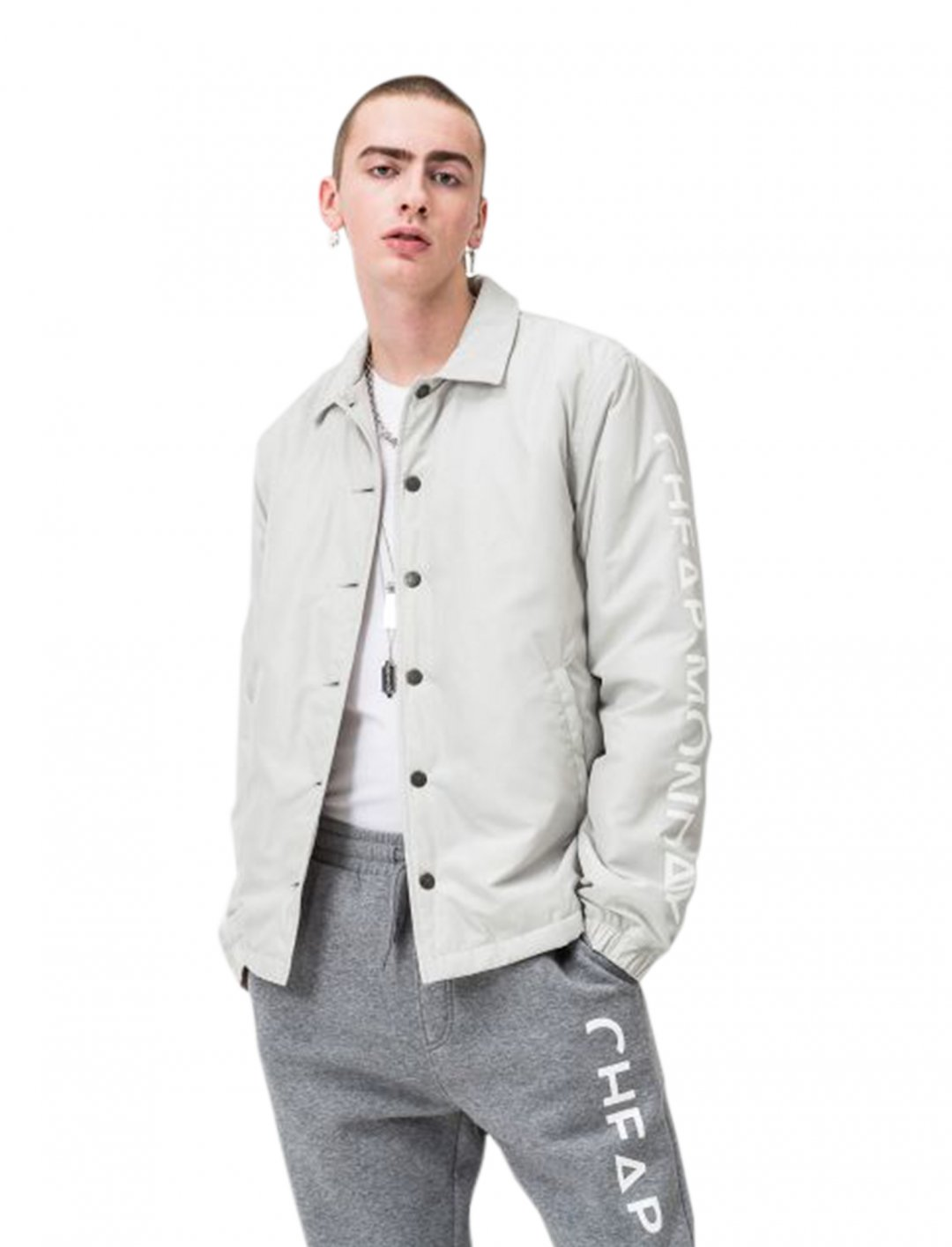 "Maleek's Jacket {""id"":5,""product_section_id"":1,""name"":""Clothing"",""order"":5} Cheap Monday"