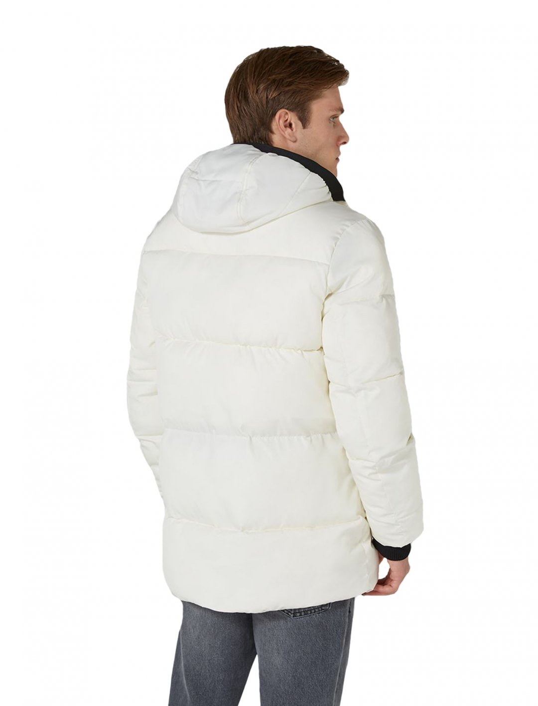 "Topman White Tundra Parka {""id"":5,""product_section_id"":1,""name"":""Clothing"",""order"":5} Topman"