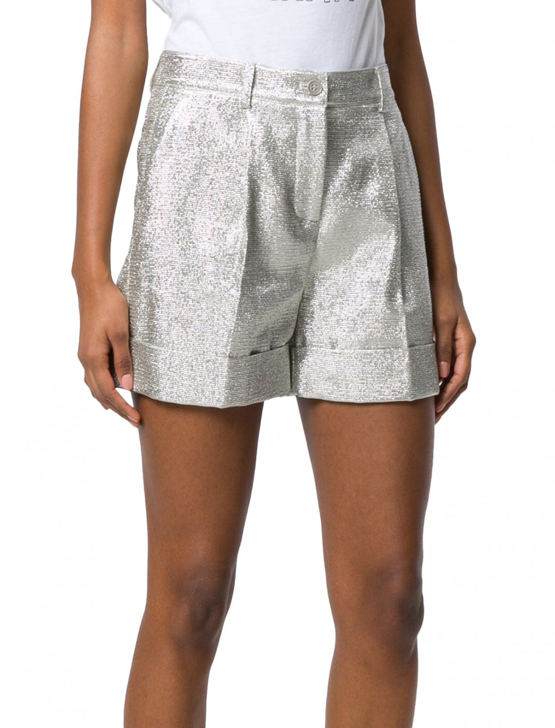 "P.A.R.O.S.H. High Waist Shorts {""id"":5,""product_section_id"":1,""name"":""Clothing"",""order"":5} P.A.R.O.S.H."