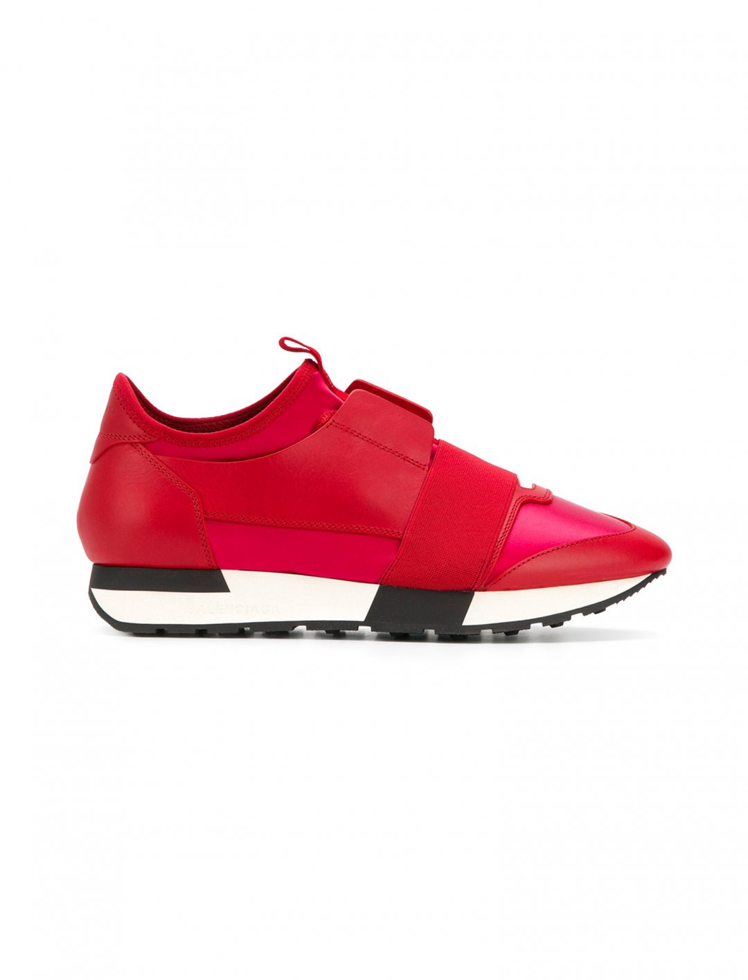 "Balenciaga Red Race Runners {""id"":5,""product_section_id"":1,""name"":""Clothing"",""order"":5} Balenciaga"