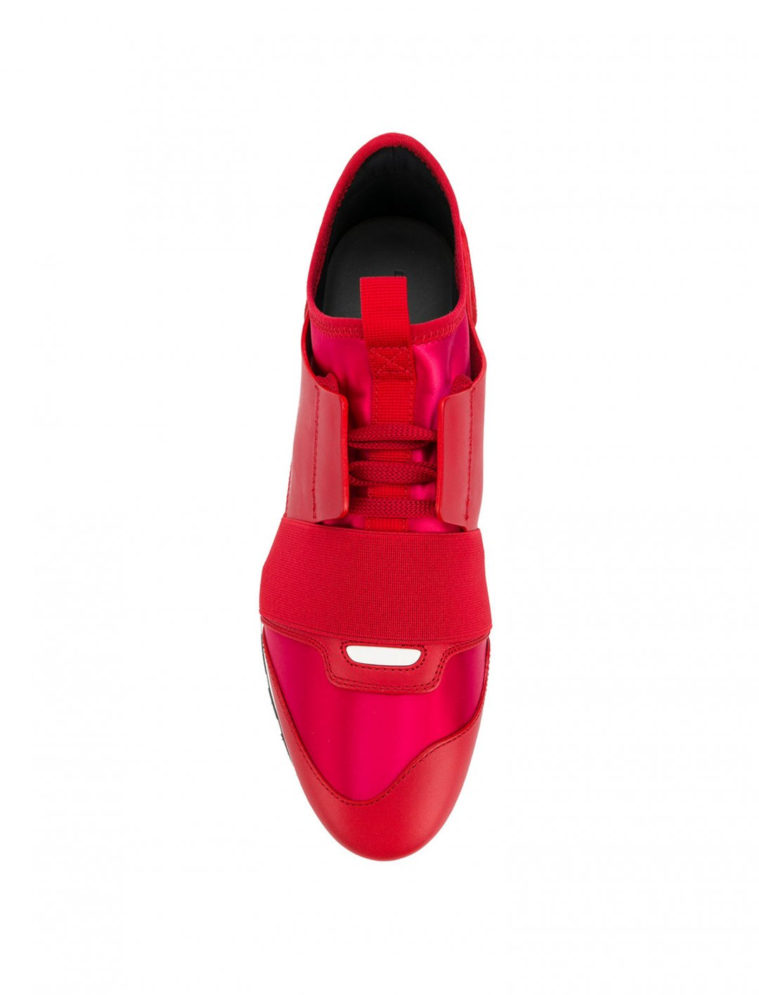 "Balenciaga Red Race Runners {""id"":5,""product_section_id"":1,""name"":""Clothing"",""order"":5} Balenciaga"