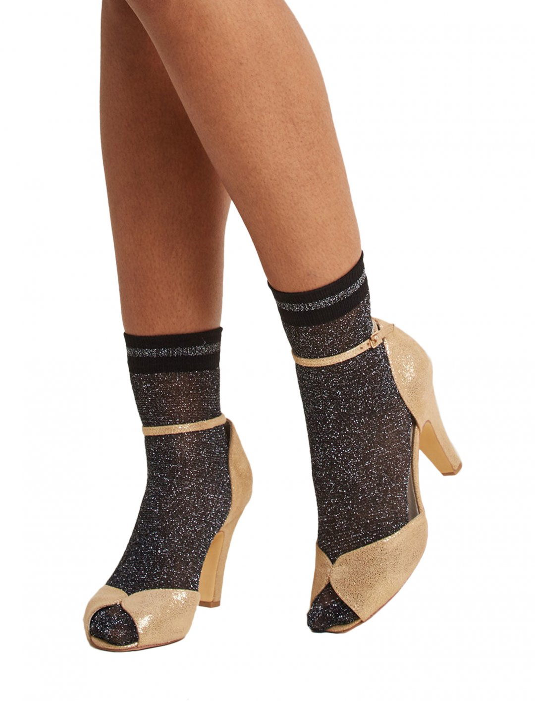 "Modcloth Sparkle Stems Socks {""id"":5,""product_section_id"":1,""name"":""Clothing"",""order"":5} Modcloth"