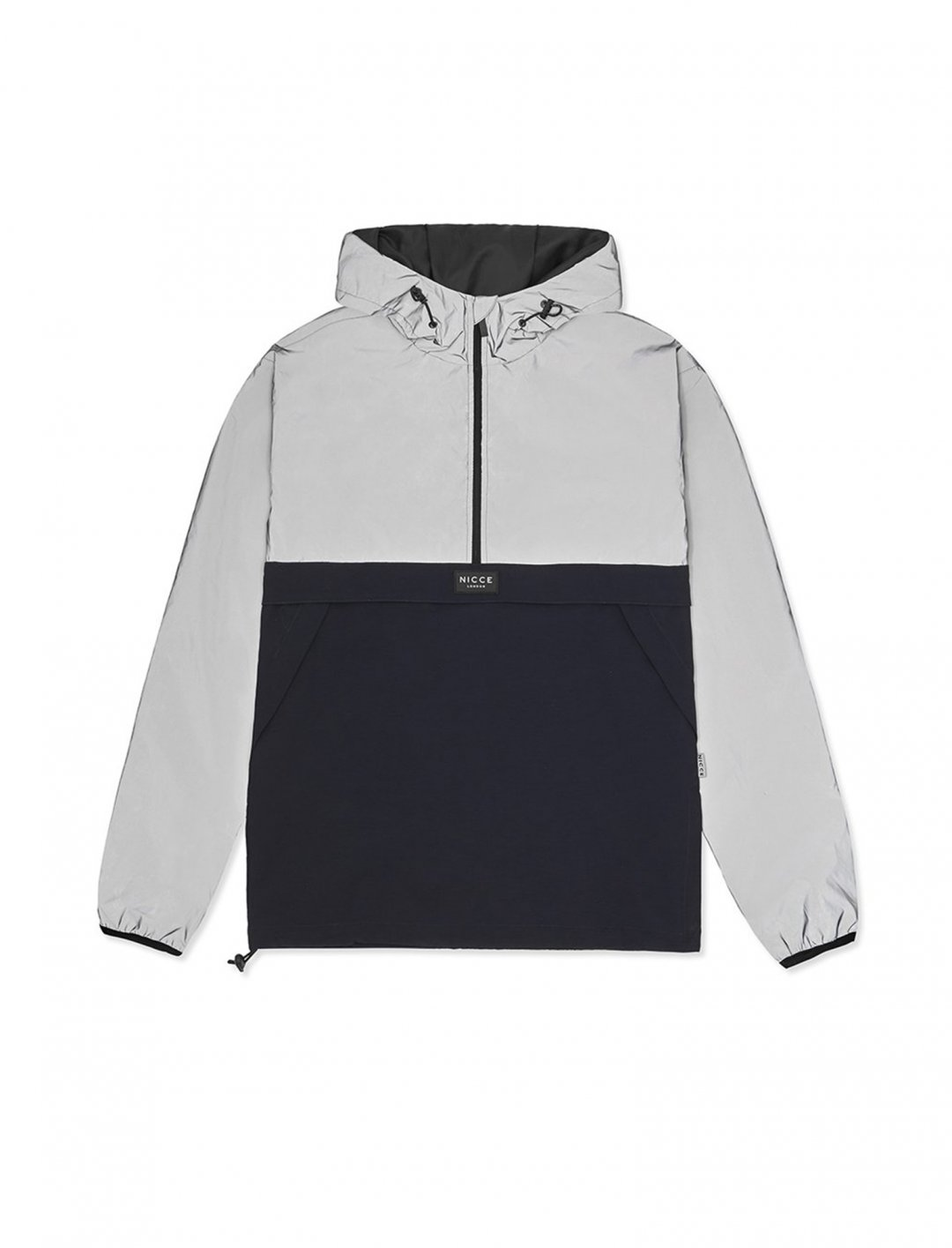 """Nicce London Windbreaker Jacket {""""id"""":5,""""product_section_id"""":1,""""name"""":""""Clothing"""",""""order"""":5} Nicce London"""