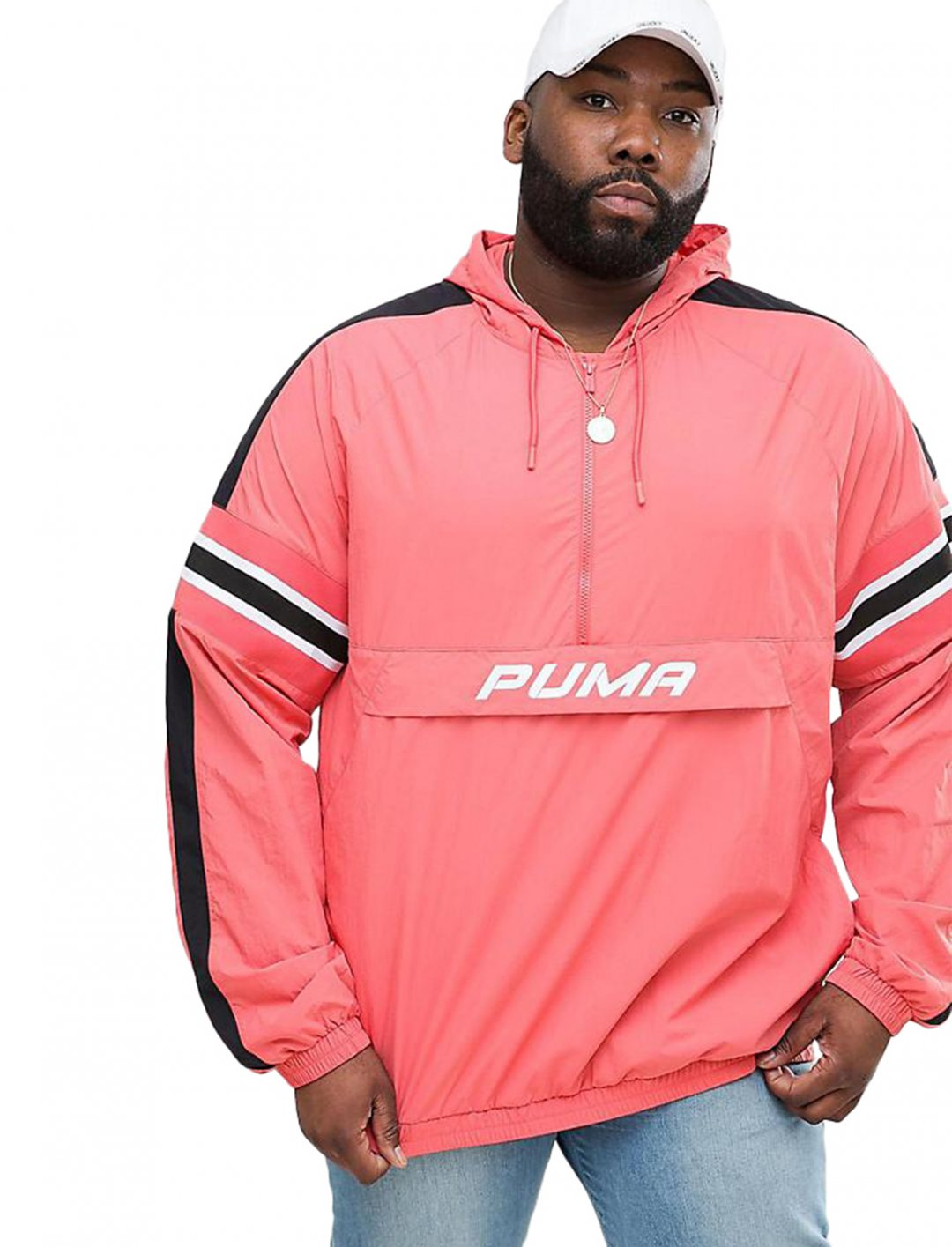 "Puma Overhead Windbreaker {""id"":5,""product_section_id"":1,""name"":""Clothing"",""order"":5} Puma"