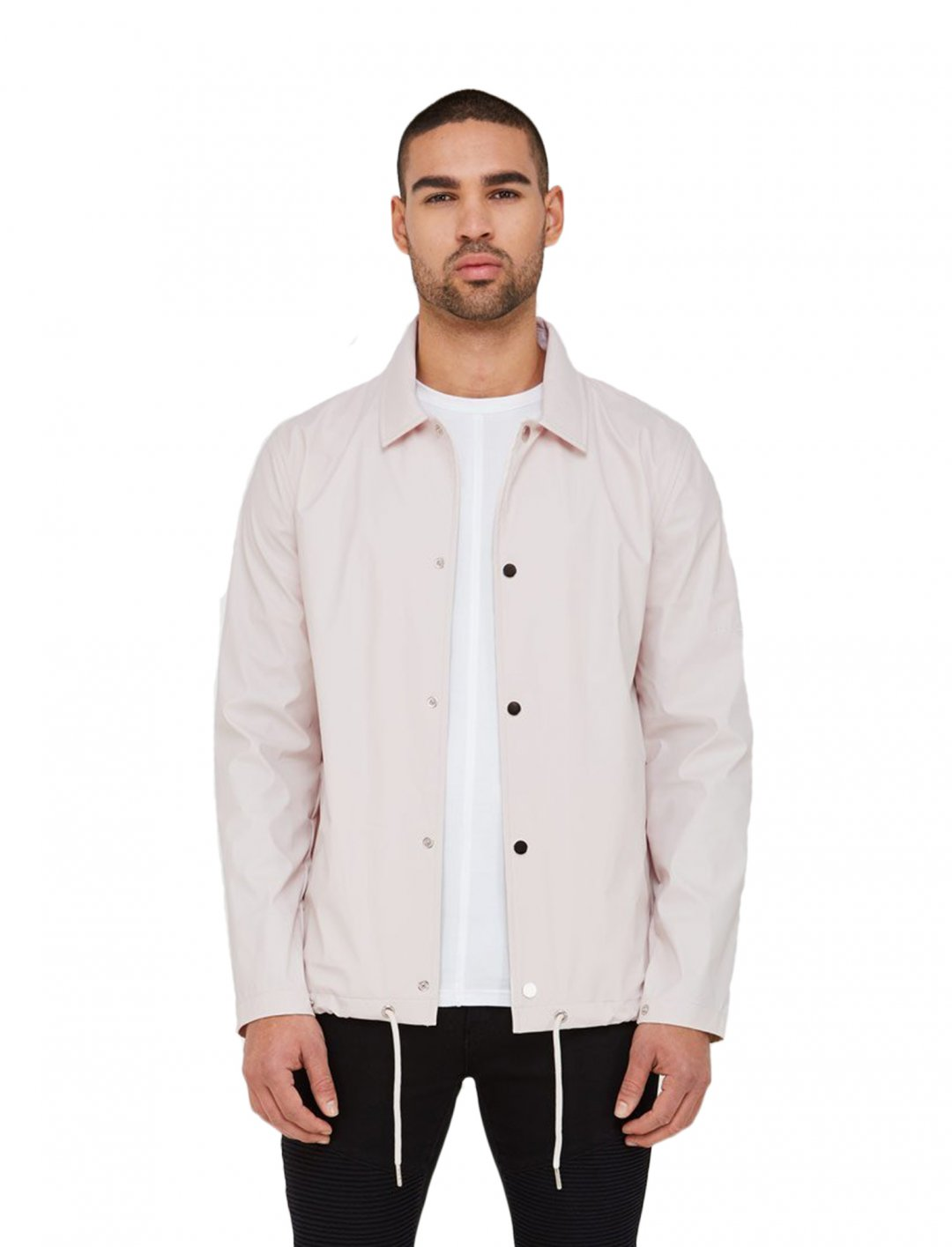 "MDV Coach Jacket {""id"":5,""product_section_id"":1,""name"":""Clothing"",""order"":5} Maniere De Voir"