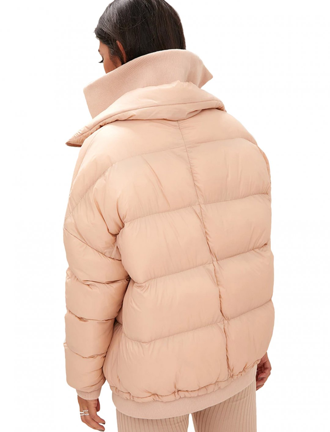 "Pretty Little Thing Puffer Jacket {""id"":5,""product_section_id"":1,""name"":""Clothing"",""order"":5} Pretty Little Thing"