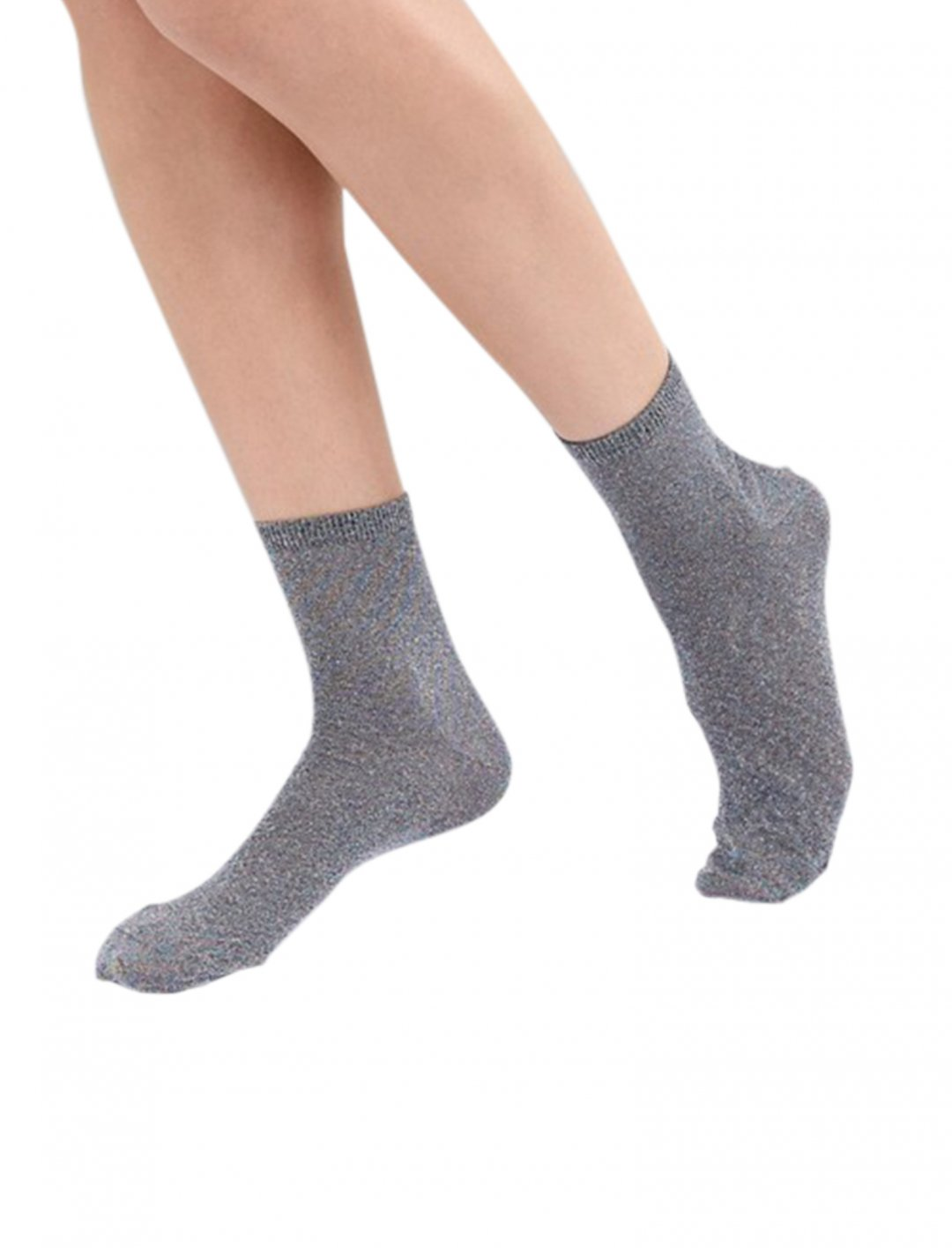 Asos Glitter Ankle Sock Accessories Asos