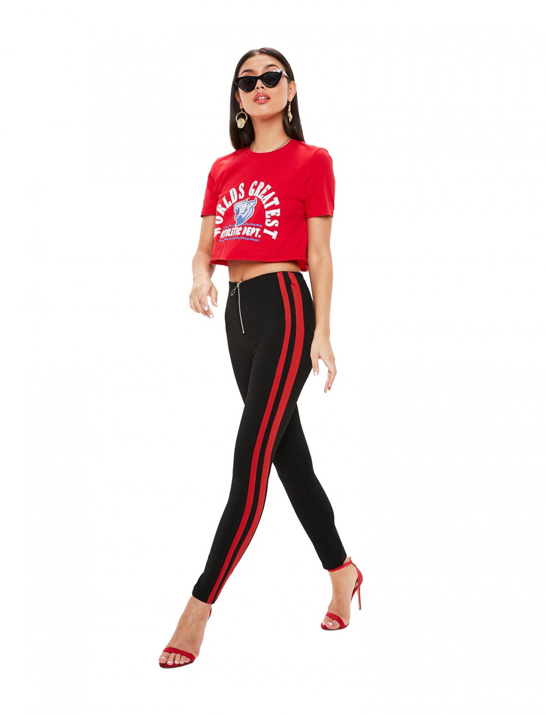 "Missguided Leggings {""id"":5,""product_section_id"":1,""name"":""Clothing"",""order"":5} Missguided"
