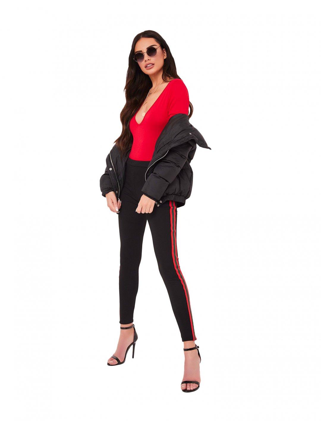 Misspap Stripe Leggings Clothing Misspap