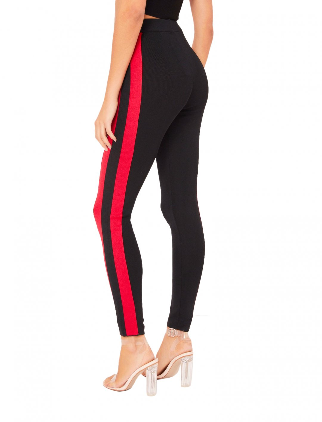 Misspap Side Stripe Trousers Clothing Misspap