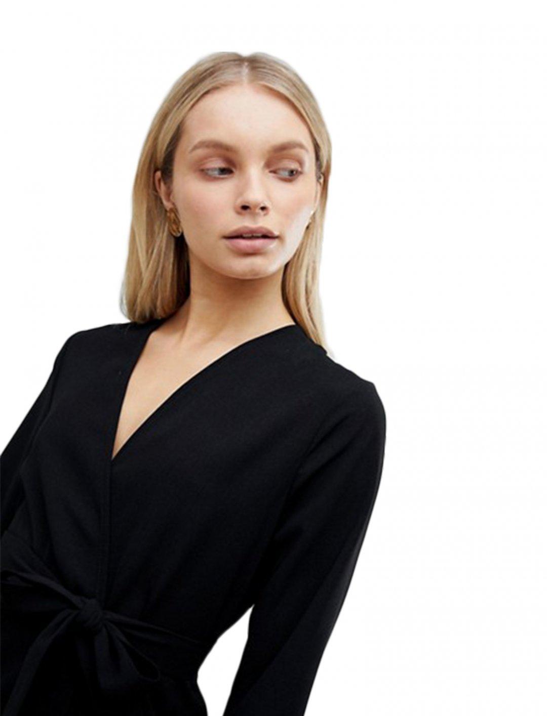 Asos Belted Blazer Clothing Asos