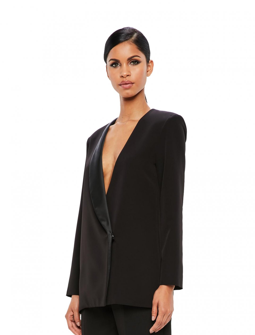 Missguided Loose Blazer Clothing Missguided