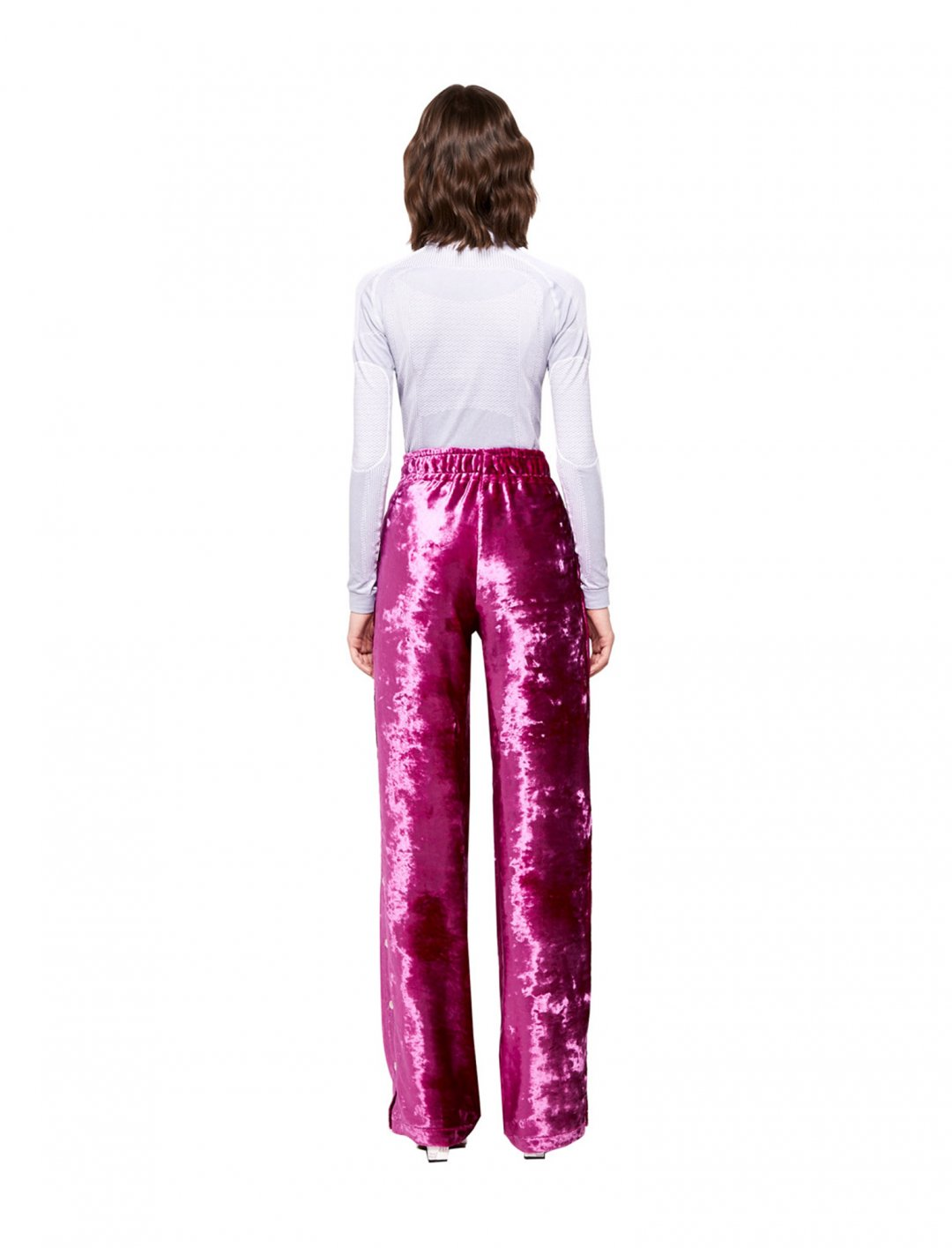 """Tinashe's Velour Trousers {""""id"""":5,""""product_section_id"""":1,""""name"""":""""Clothing"""",""""order"""":5} Misbhv"""