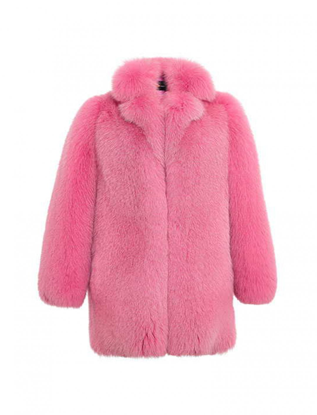 """Tinashe's Pink Fur Coat {""""id"""":5,""""product_section_id"""":1,""""name"""":""""Clothing"""",""""order"""":5} Pink Candy"""