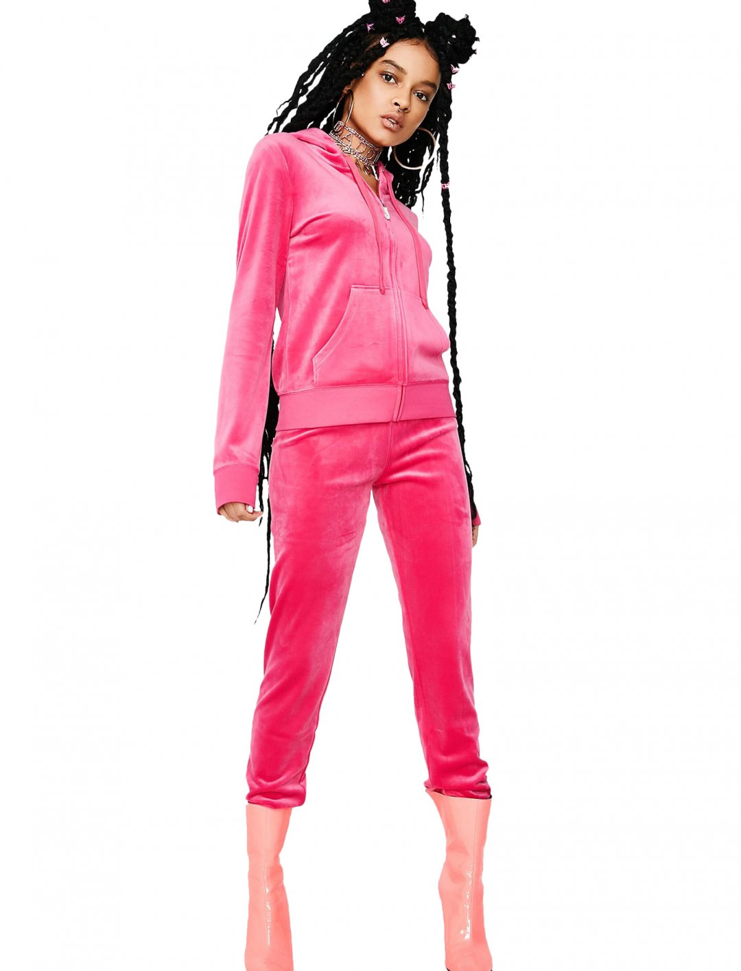 """Juicy Couture Velour Pants {""""id"""":5,""""product_section_id"""":1,""""name"""":""""Clothing"""",""""order"""":5} Juicy Couture"""